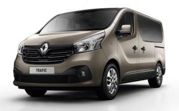 Iznajmite Renault Trafic