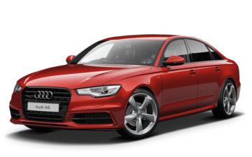 Iznajmite Audi A6