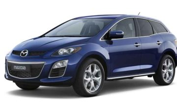 Iznajmite Mazda CX 7