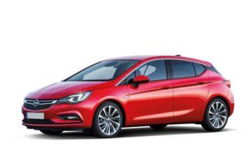 Iznajmite Opel Astra