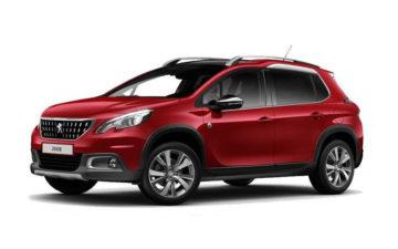 Iznajmite Peugeot 2008