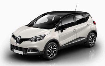 Iznajmite Renault Captur