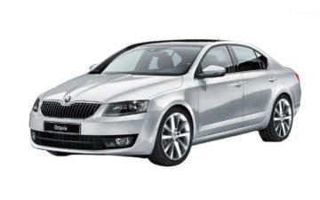 Iznajmite Škoda Octavia