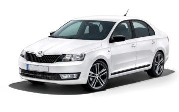 Iznajmite Škoda Rapid